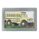 57 Chevrolet del autobús escolar del camino 4X4 Hebilla Cinturon