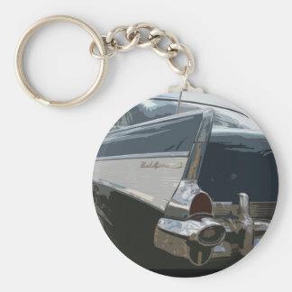 57 Chevy Bel Air Keychain