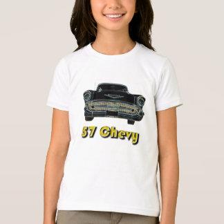 57 Chevy Bel Air Kid's T-Shirt
