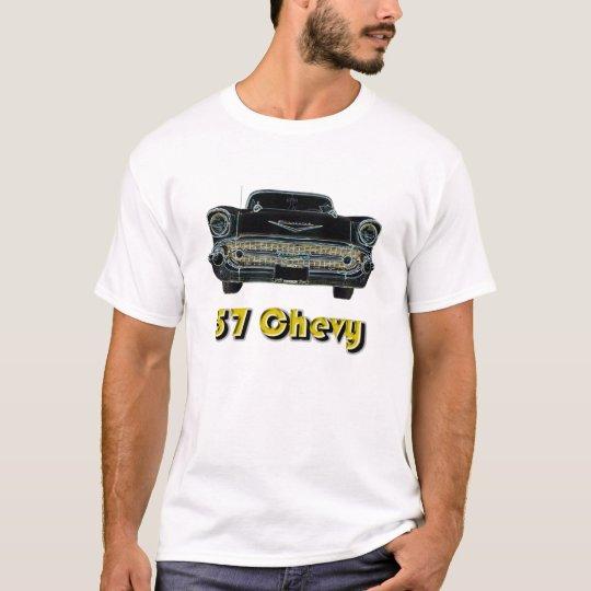 57 Chevy Bel Air Men's T-Shirt