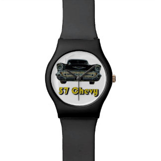 57 Chevy Black May28th Watch