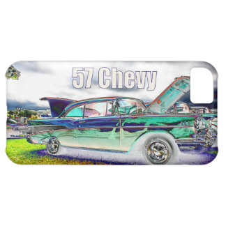 57 Chevy Funda Para iPhone 5C