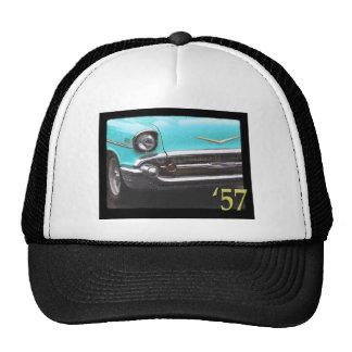 57 Chevy Gorros Bordados