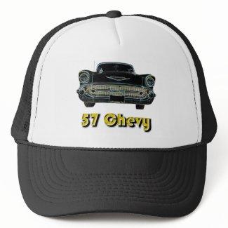57 Chevy Hat hat