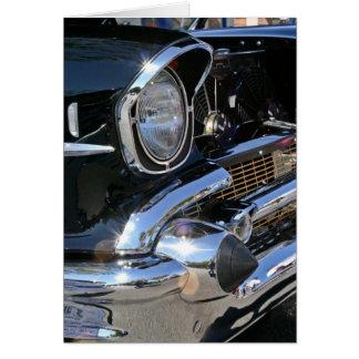 '57 Chevy Headlight - Card