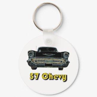 '57 Chevy Keychain keychain