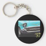 57 Chevy Keychain