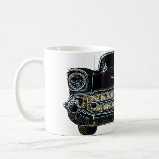 57 Chevy Mug mug