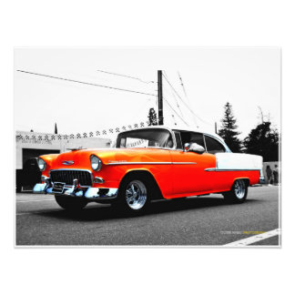 57 Chevy Photo Print