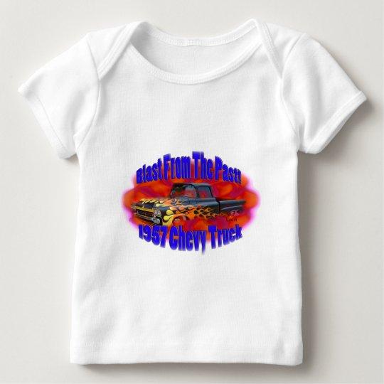 57' Chevy Pickup Baby T-Shirt