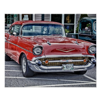 57' Chevy Posters