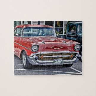 57 Chevy Puzzle