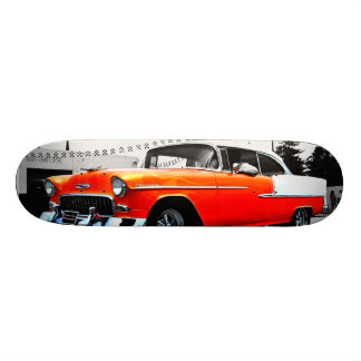 57 Chevy Skateboard Deck
