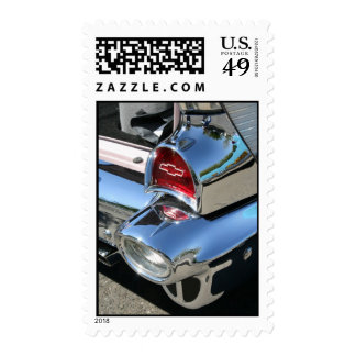 '57 Chevy Tail Light - Postage
