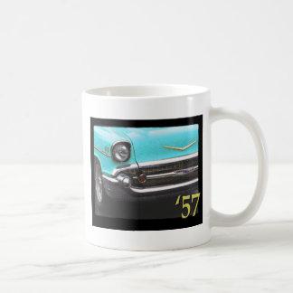 57 Chevy Taza Clásica