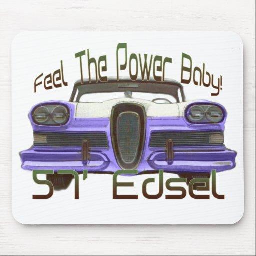 57' cojín de ratón de Edsel Alfombrilla De Ratones