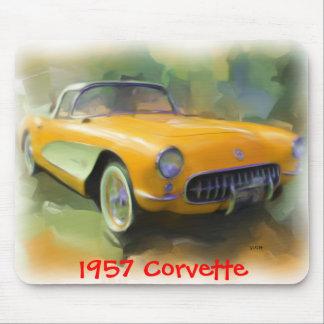 57' Corvette Tapete De Ratón