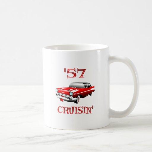 57 Crusin Car Coffee Mugs