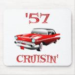 57 Crusin Car Mouse Mat