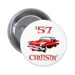 57 Crusin Car Pins