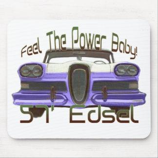 57' Edsel  mouse pad