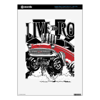 57 Gasser Electronics Decal For iPad 3