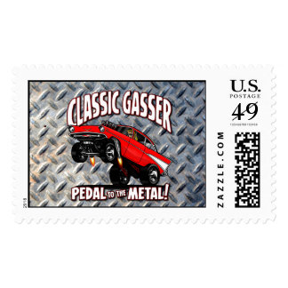 57' Gasser Home & Office Stamp