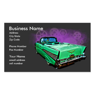 '57 Gears Business Card