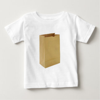 57-lb-1-6-brown-paper-grocery-bag-500-bd baby T-Shirt