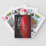 '57 naipes viejos cartas de juego