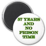 57 ninguna hora de prisión iman