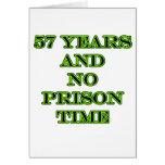 57 ninguna hora de prisión tarjetón