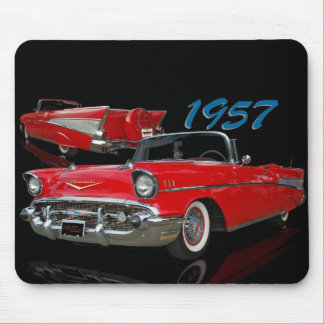 57  ragtop mouse pad