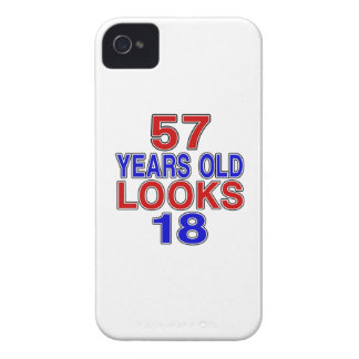 57 Years Old Looks 18 iPhone 4 Cover