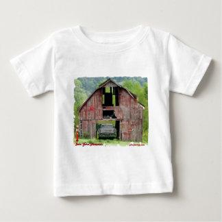 57Chevy Barn Yard Memories Tee Shirt