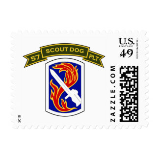 57th IPSD - 198th LIB Postage Stamp