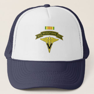 57th IPSD - Vet Svcs Trucker Hat