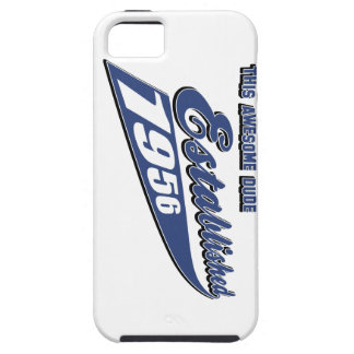 57th year birthday designs iPhone 5 cover