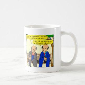 582 solve a problem with milk cartoon mug