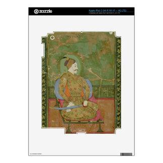 58.20/25A Portrait of Sultan Abdullah Qutb Shah se Skins For iPad 3