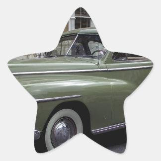 '58 Dodge Pegatina En Forma De Estrella