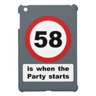 58 is when the Party Starts iPad Mini Cases