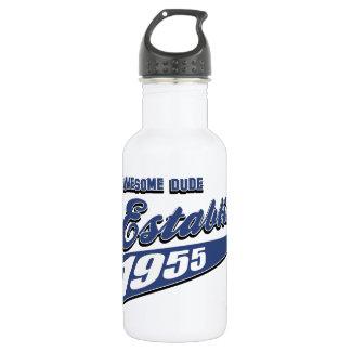 58.os diseños de los años botella de agua