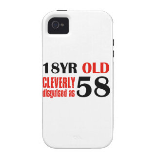 58.os diseños de los años Case-Mate iPhone 4 fundas