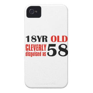 58.os diseños de los años Case-Mate iPhone 4 cobertura