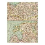 58 Prusia del este, Estados bálticos Postales