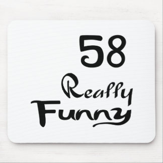 58 Really Funny Birthday Designs Mouse Pad