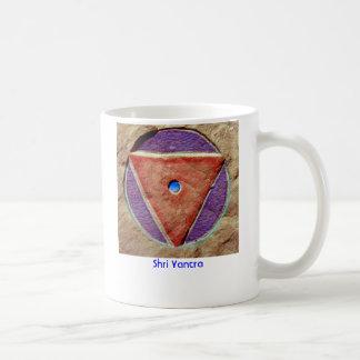 #58 - Shri Yantra.1ZP100.1a, WW Logo.3af.2x2.30... Classic White Coffee Mug