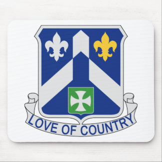58th Infantry Regiment - Love Of Country Mouse Pad