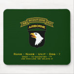 58th IPSD - 101st Airborne Mousepad